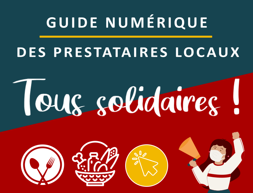 Bouton SW ACCUEIL Guide solidaire