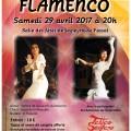 Spectacle Flamenco à Lapeyrouse-Fossat