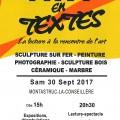 Art en Textes à Montastruc-la-Conseillère