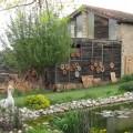 Conférence en plein air sur la brique et visite d'atelier à SAINT MARCEL PAULEL