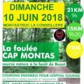 Foulée Cap Montas