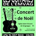 Concert de Noël à Gragnague