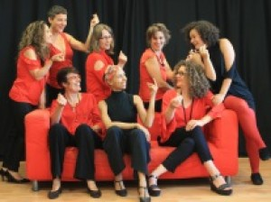Les Snappin' Sisters en concert à Montastruc-la-Conseillère
