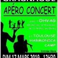 Apéro-concert à Gragnague