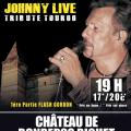 Concert Johnny live Tour 66 Tribute au château de Bonrepos Riquet