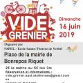 Vide-grenier à Bonrepos-Riquet