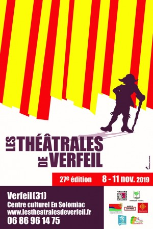 Les Théâtrales de Verfeil 2019