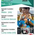 Séances Cinéma à Montastruc la Conseillère