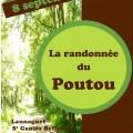 Randonnée du Poutou à Paulhac