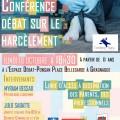 Conférence-débat sur le harcèlement des enfants