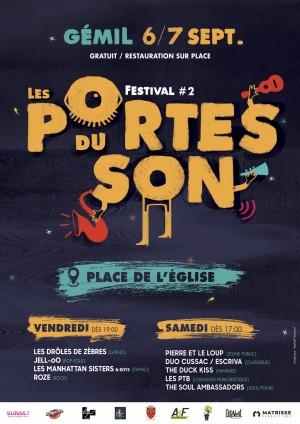 Festival Les Portes du son