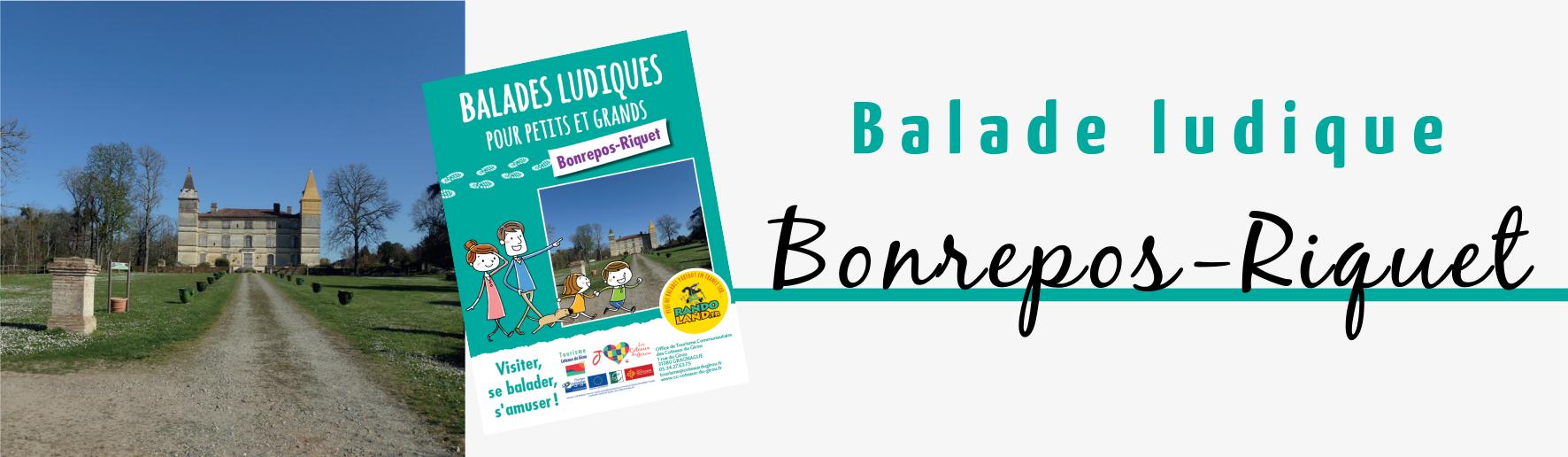 Balade Ludique Randoland Bonrepos-Riquet