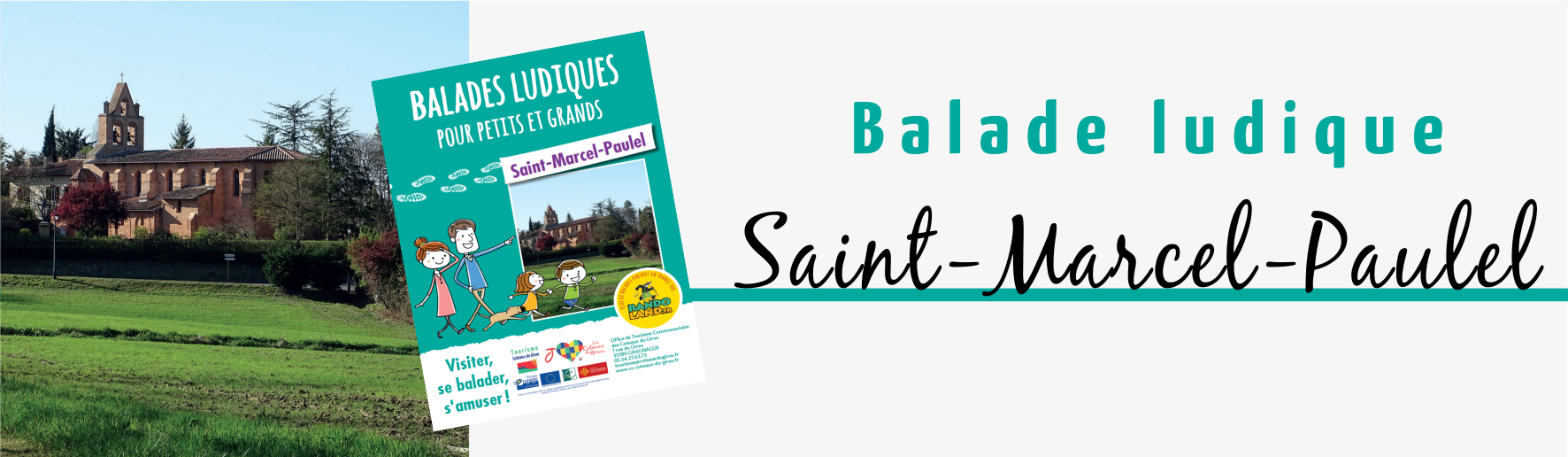 Balade Ludique Randoland Saint-Marcel-Paulel