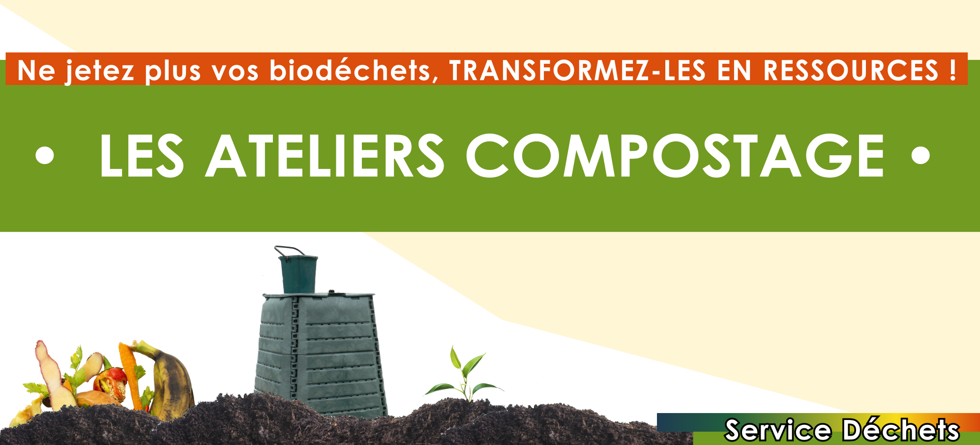 Ateliers compostage
