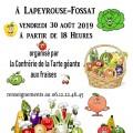 Marché des Tables Gourmandes à Lapeyrouse-Fossat