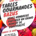 Les Tables Gourmandes de Bazus