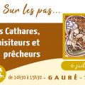 Conférence : sur les pas des Cathares, inquisiteurs et prêcheurs