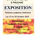 Exposition de Gar'ô Zartistes à Paulhac