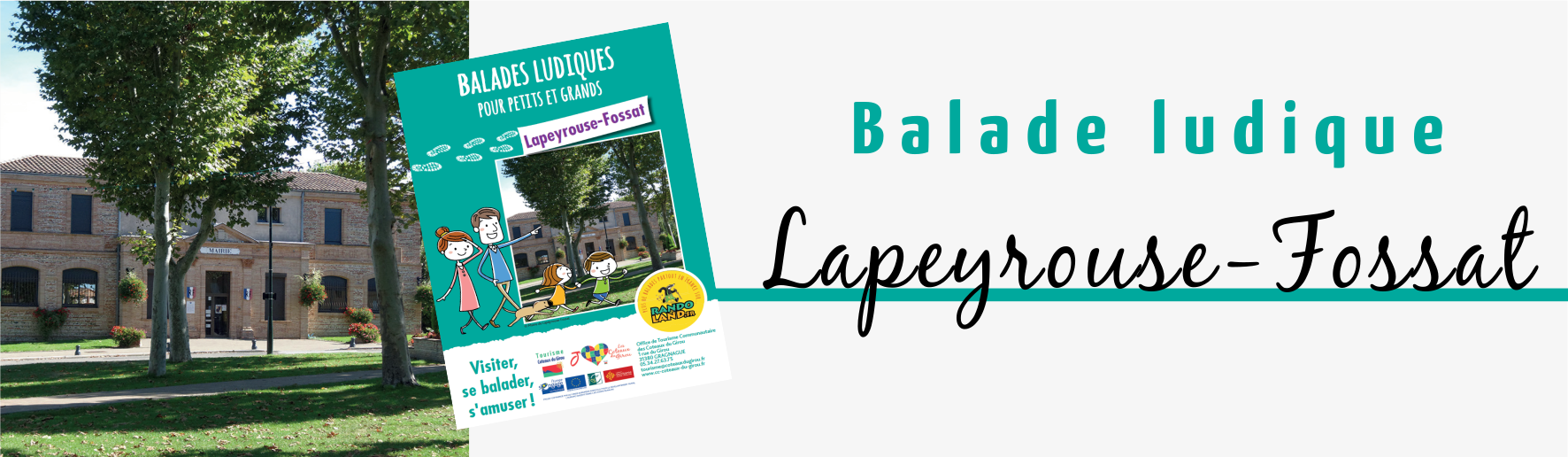 Balade Ludique Randoland Lapeyrouse-Fossat