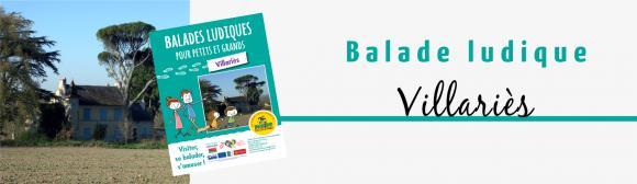 Balade Ludique Randoland Villariès