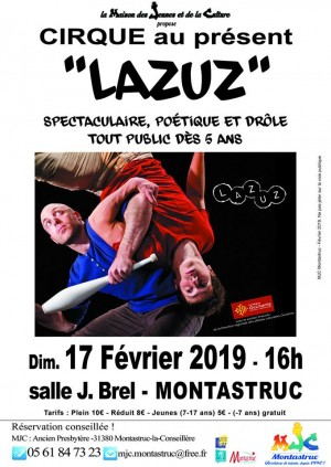 Cirque LAZUZ