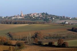 Balade panoramique autour de Montjoire